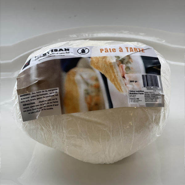 Boule de pâte (tarte ou pizza)
