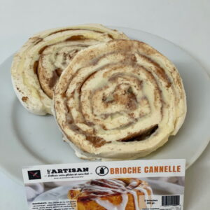 brioches cannelle