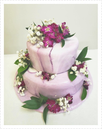 Gâteau mariage sans gluten