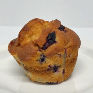 Muffin aux petits fruits