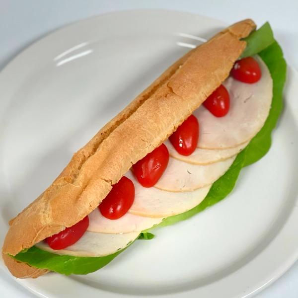 Sandwich dinde
