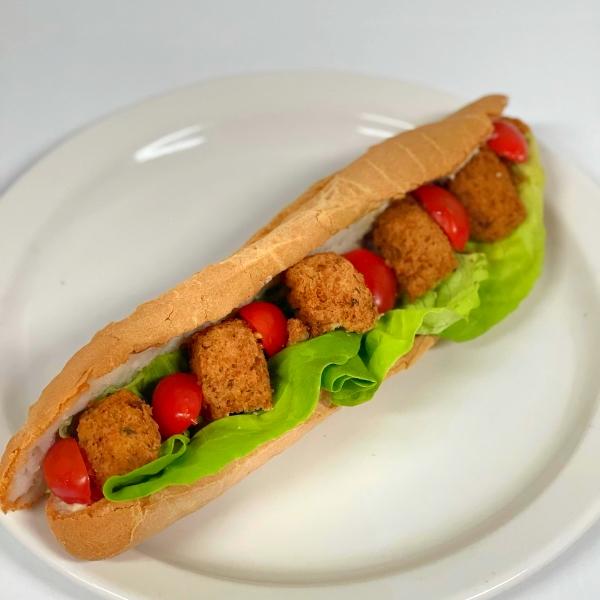 Sandwich falafel