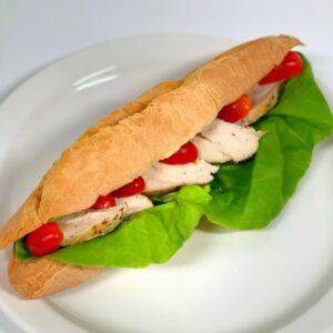 Sandwich poulet